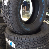 """17"""" BF Goodrich & Cooper Tyres on Special"""