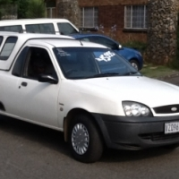 Ford Bantam 1.3i with canopy