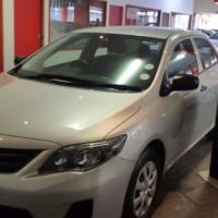 2015 Toyota Corolla Quest 1.6  With Amazing 40000Km's,3years/45000kms service plan, 3years/100000km