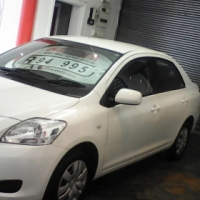 2008 Toyota Yaris T3 Sedan,Only 141608kms,Immaculate condition..