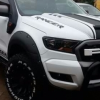 FORD RANGER / RAPTOR KIT  WHEEL ARCHES