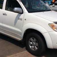2005 Toyota hilux 2.7 vvti double cab