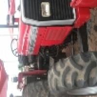 Used Massey Ferguson 375 4x4 Tractor