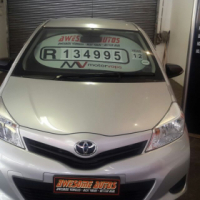2012 TOYOTA YARIS WITH 45967Km ONE OWNER,Full Service Histor