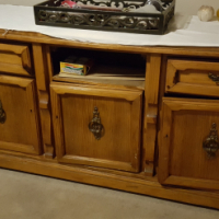 Antique Sideboard cupboard