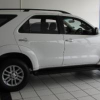 2012 Toyota Fortuner 2.5 D4-D R/B - Manual -  R 249900
