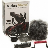 RODE VIDEO MICRO NEW