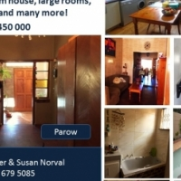 Parow West 3 bedrooms with space to make an granny flat as well as have an pool incuded