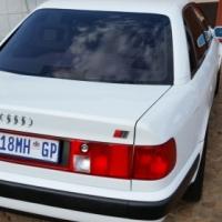 Audi 500 Quattro 1992 2, 2 Litre 5 cylinder turbo for sale