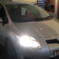 2007 TOYOTA AURIS 1.4 RT with only 124366KM's,Full Service History