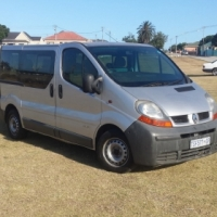 2006 Renault Trafic 1.9dCi Passenger with 146000km for sale!