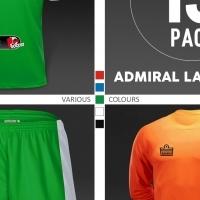 Admiral La Liga 15 pack (02)