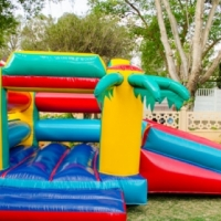 R5000 'Jumping Castle