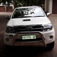 2008 Toyota Fortuner Roodepoort, Gauteng