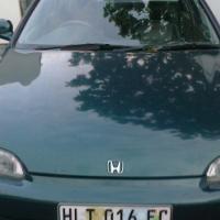 To swop or for sale Honda ballade 180 i