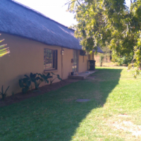 2 Bedroom House on a plot - sharing plot with 4 other tenants.