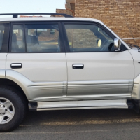 1998 Toyota Land Cruiser Prado VX 3.4lt  Petrol