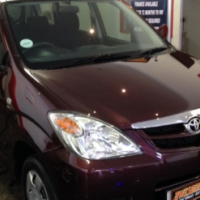 2010 Toyota Avanza 1.5 SX only 91 800kms, One Owner,Full Service History