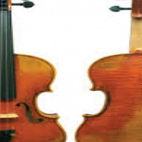 Violin full-sized with case