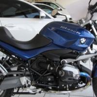 2013 BMW R1200 R - ABS - R109900 - 11 100kms - metalic Blue