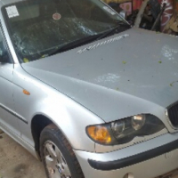 BMW E46 320D 2004 Stripping for Parts Spares