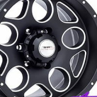 "16"" A-Line Rugged Alloy Wheels"