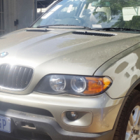 BMW E53 X5 3.0D 2006 Stripping for parts / Spares
