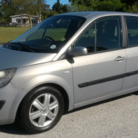 Renault Scenic 1.9dCi, low mileage