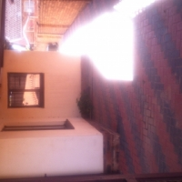 house to rent at block uu tiled, secured, paved. built inn kitchen unit n wallwordrobe. inside mai,