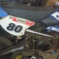 Motorbike for kids 110cc