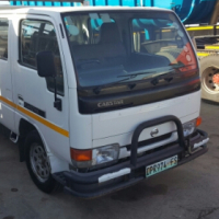 Nissan UD, 20, Cabstar, Double Cab