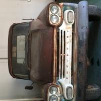 1958 Chevrolet Apache Napco 4x4
