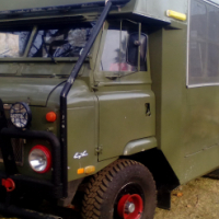 1974 landrover forward control