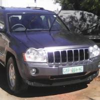2005 Jeep Grand Cherokee 5.7 Hemi
