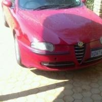 Alfa-Romeo 147 1.6 twin-spark