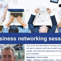 Hirsch Fourways Business Networking Morning 27 October 2016