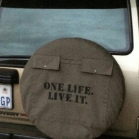 Land rover Spare Wheel Covers