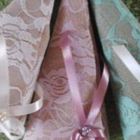 Vintage Wedding Confetti Holdersr for Sale