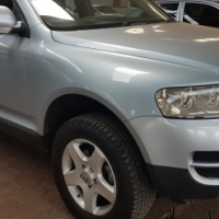 2006 Volkswagen Touareg 2.5 TDI A/T for sale Immaculate condition
