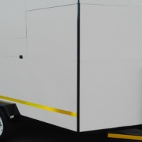 Mobile fast food trailers for sale