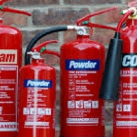 FIRE EXTINGUISHERS SUPPLIES / FIRE ALARM AND FM-200 FIRE SUPPRESSION.