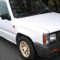 1995 Mitsubishi Colt bakkie 2.5 lwb on special sale R45000