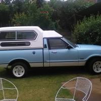 Ford cortina 3000L 5speed 1982 model