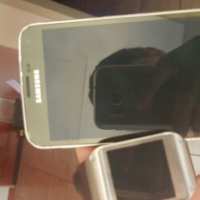 Samsung S5 with gear