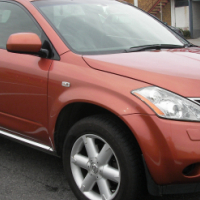 2008 NISSAN MURANO V6 AUTO..EXCELLENT VEHICLE..NO DEP NEEDED. VERNE 0712867356