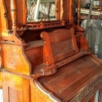 Packard trap-orrel / pump organ