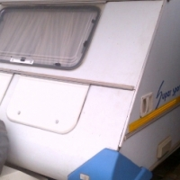 Sprite Super Sport 1999 Caravan