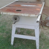 Martlet 10inch table saw in very good working condition