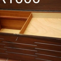Beautiful Wooden Kist