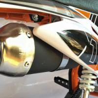 KIDS Big wheel 49cc 2 stroke petrol gazelle dirt bikes on sale - NEW